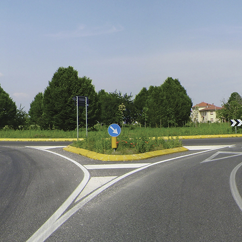 West bypass of S. Martino di Campagna (PN)